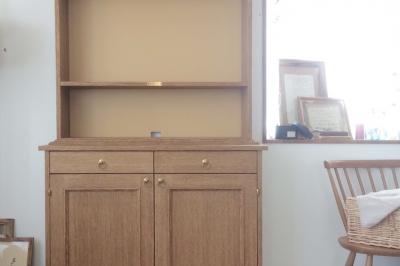 オーダー家具が完成しました