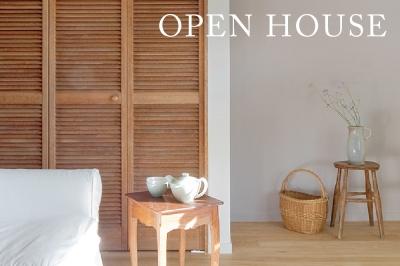 3/2 (sat) オープンハウスのお知らせ / HYOGO
