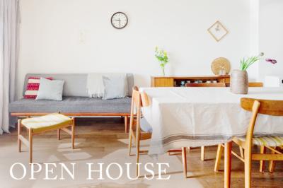 7/28(sun) オープンハウスのお知らせ / HYOGO