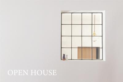 1/26 (sun) オープンハウスのお知らせ/OSAKA
