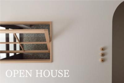 5/29(sat) オープンハウスのお知らせ/HYOGO