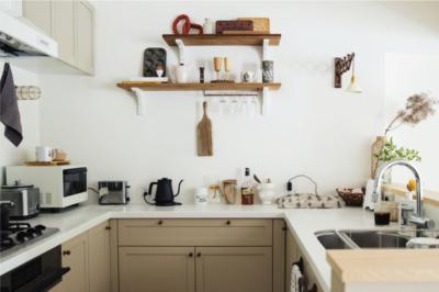 心のルーツはロンドン、物件探しから始めたマンション・リノベーション。