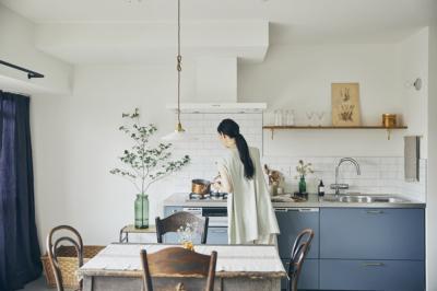 ひとり暮らしの理想が詰まった日当たりのいい部屋。